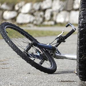 受領保険金の約7倍の損害賠償額が認容された自転車事故の判例