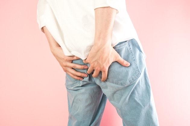 右寛骨臼骨折、膝の神経症状の増額事例